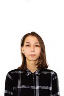 Анастасия Дмитриевна Тихонова