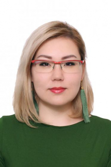 Алёна Михайловна Андреева